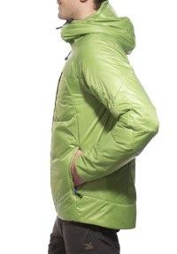 Elevenate Combin Jacket Men leaf green   campz.ch